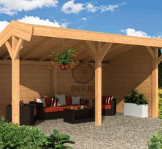 Pergola Over Garage Door Code: 9869851860 Porch Gazebo, Garden Gazebo, Pergola Swing, Pergola With Roof, Pergola Patio, Corner Pergola, Backyard Pavilion, Outdoor Pavilion, Backyard Patio Designs