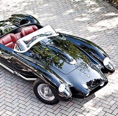 Ferrari Testa Rossa 1958 Maintenance/restoration of old/vintage vehicles: the material for new cogs/casters/gears/pads could be cast polyamide which I (Cast polyamide) can produce. My contact: tatjana.alic@windowslive.com