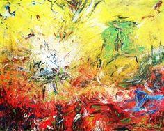 """Explosión en Lima, Perú"", 80x100 cms, acrílico sobre lienzo, Ximena Girado, artegirado@gmail.com, instagram: ximenagiradoart"