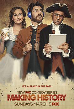 Making History Season 1 Poster