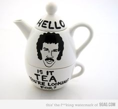 Hello. Is it Tea You're Looking For?