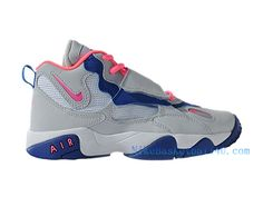 finest selection 6e895 898ae Nike Air Max Speed Turf GS Chaussure de Basket-ball Pas Cher pour Femme Rose