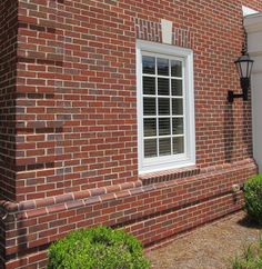 Beauty is in the details. Your home can say so much with brick patterns, exquisite brick quoins, arches and keystones. http://insistonbrick.com/