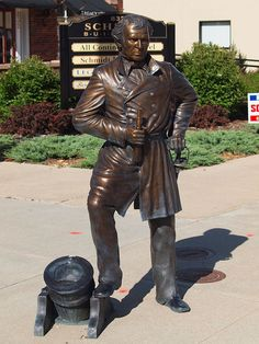 Zachary Taylor Statue, Presidents Tour, Rapid City, South Dakota - 12th President of the United States of America