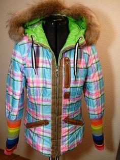 Elegante Damen Skijacke Polar von Mountain Spirit Pose, Elegant, Rain Jacket, Windbreaker, Jackets, Fashion, Snowboarding Jackets, Sport Clothing, Women's
