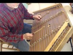 ▶ The First Noel on hammered dulcimer by Timothy Seaman - YouTube