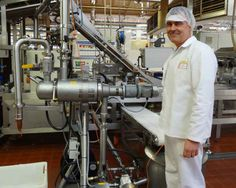 Food Manufacturer Reduces Product Wastage Within The Cha-Cha Process Line By Food Manufacturing, New Product, Line, Flow, Fishing Line