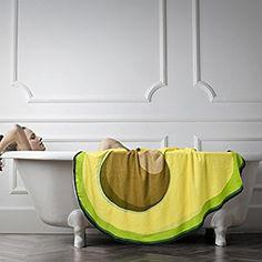 Avocado Bath Towel: Amazon.co.uk: Kitchen & Home