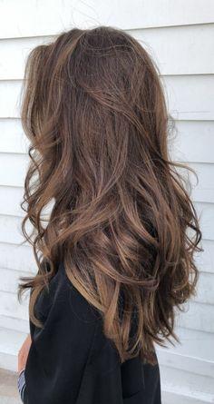 70+ Ideas Hair Color Balayage Warm #hair