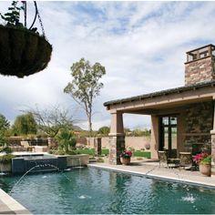 2007 ASID Design Excellence Awards - Southwest Contemporary - traditional - Pool - Phoenix - Ernesto Garcia Interior Design, LLC