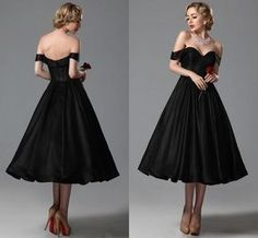 Prepare the long prom dresses for the upcoming prom? Then you need to see Sexy Black Prom Dresses Gowns 2015 New from Eiffelbride with Glamorous Sweetheart Off Shoulder and Elegant A Line Tea-Length Evening Gowns in eiffelbride and other ivory prom dress Prom Gowns Vintage, Ivory Prom Dresses, Black Wedding Dresses, Dress Prom, Formal Dress, Bridesmaid Dresses, Grad Dresses, Dresses Dresses, Dresses Online