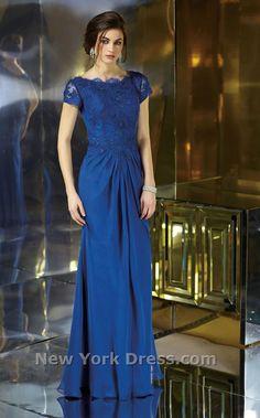 Pinterest Modest Prom Dresses Blue
