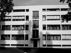 weissenhofsiedlung, Germany 1927, by Mies Van Der Rohe