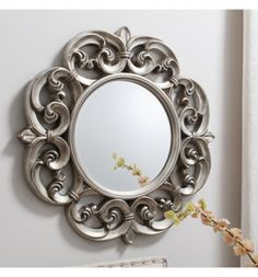 61 Best Decorative Mirrors Living Room Furniture Images