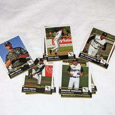 2005 Osprey Cards