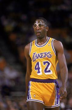 James Worthy - LA Lakers