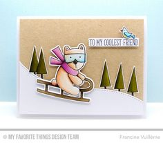 My Favorite Things – October Card Kit Preview Day 1 | 1001 cartes | Bloglovin'
