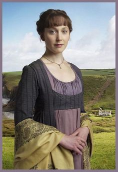Hattie Morahan, Elinor Dashwood - Sense & Sensibility directed by John Alexander (TV Mini-Series, BBC, 2008) #janeausten