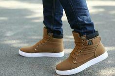 the best attitude 18e72 b7373 Zapatillas Hombre Moda, Zapatillas De Cuero, Zapatos Adidas, Calzado Nike,  Calzado Hombre