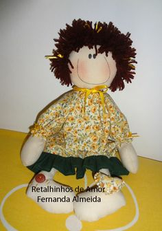 Boneca Lia