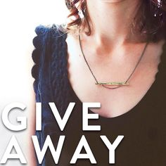 Hello, free spirits! FOLLOW and TAG two people for a chance to win this dainty little brass + copper Sun Down Necklace from the Nomad Line. Make sure to do both! For an additional entry, you can also like the TECTONIC Co. Facebook page, or SHARE for yet another.  Winner will be announced Thursday afternoon!  #boho #giveaway #spiritflair