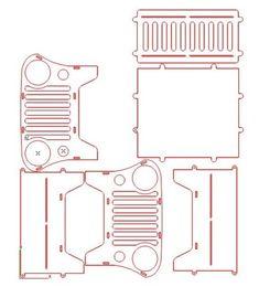 Steel Collapsible Jeep Fire Pit DXF SVG PNG file nice cut file cnc plasma, cut files x 16 inches tall Cnc Plasma, Wood Cnc Machine, Mini Jeep, Star Stencil, Wooden Flag, Jeep Wrangler Tj, Karting, Scroll Saw Patterns, Toy Trucks