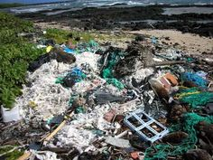 Scientists recently announced the existence of a garbage patch in the Indian Ocean - the third major collection of plastic garbage discovered in the world's oceans. The Great Pacific Garbage Patch, located in the North Pacific Ocean gyre, is well. Plastic Pollution Solutions, Deep Ecology, Environmental News, Oceans Of The World, Use Of Plastic, Life Is Good, City Photo, Recycling, Earth