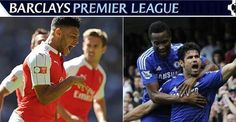 Chelsea will square off against Arsenal in early kickoff on Saturday, September 19, 2015 at12:45 UK time. Bt Sports will be providing Live Coverage of this game