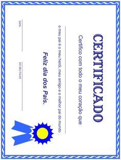 Certificado para Pais2