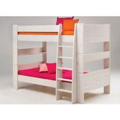 Popsicle Twin/Twin Bunk Bed - These are at the top of my list so far. I like the style, the flexibility and they're good quality and value - a rare combination!