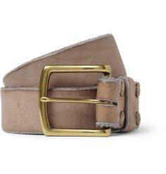 PRODUCT - Jean Shop - Leather Belt - 385343 MR PORTER