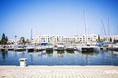 Tunisie - Port el Kantoui