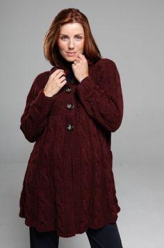 Vestes grossesse - Veste longue de grossesse en laine  http://www.mammafashion.com/vetement-vestes_grossesse-femme-enceinte-joanna_bordeaux-1567.php