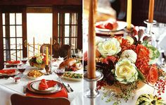 Thanksgiving Table Decorations to Make the Thanksgiving Day Feel Merrier…