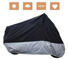 RockyMRanger Breathable Motorcycle Cover Cruisers Touring Bikes Storage Buyers Guide, Motorcycle Cover, Bra Storage, Touring Bike, Snug Fit, Harley Davidson, Luxury Cars, Rain, 7 Sins