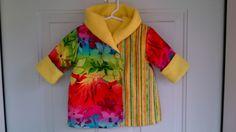 Child's Car Coat 6 months C115/15 by zoya49 on Etsy