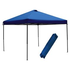 Abba Patio 10 x 10 Pop Up Canopy with Carry Bag  sc 1 st  Pinterest & 14 Best portable shade images | Tent camping Best tents for camping ...