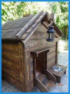 DIY Dog House Ideen Ihr Hund wird es lieben – muuhlunabaer – DIY Dog House Ideas Your dog will love it – muuhlunabaer –