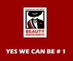 Join Us and be a part of the next BIG Cosmetics Party Plan Company.   http://www.beautysensation.com