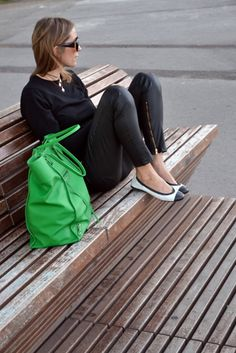 The Bright Side of Bags