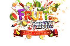 Halfbrick regala codici redeem per Fruit Ninja in occasione del 2° Anniversario su App Store