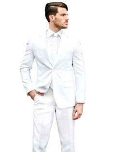 719a83ddb583e Check out White Knight OppoSuit   OppoSuit Costumes & Accessories from  Wholesale Halloween Costumes Knight