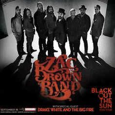 Enter to win Zac Brown Band tickets!
