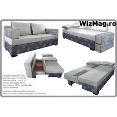 Canapea Extensibila Betty arta WIZ 0038 Outdoor Furniture Sets, Outdoor Decor, Design, Home Decor, Decoration Home, Room Decor, Interior Decorating