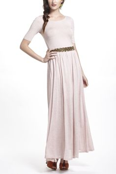 Scoopback Maxi Dress, Petite - Anthropologie.com