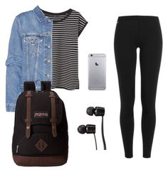 Travel by saigebrushxo on Polyvore featuring polyvore, fashion, style, MANGO, Acne Studios, Polo Ralph Lauren, JanSport, Vans and clothing