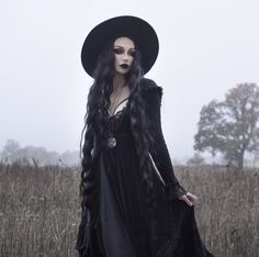 Sad Eyes, Nu Goth, Gothic Beauty, Wiccan, Autumn, Photo And Video, Casual, Black Dark, Art Model
