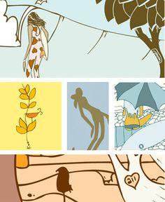 Collage by Andy Davis Fashion Brand, Fashion Art, Fashion Design, Soul Surfer, Eco Friendly Fashion, Style Tile, Surf Art, Surf Style, Typography Inspiration