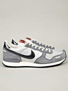 Nike Air Vortex: Black/Grey/Silver