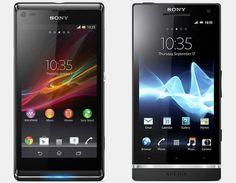 Vergelijking Sony Xperia L vs Sony Xperia S | Versus OS